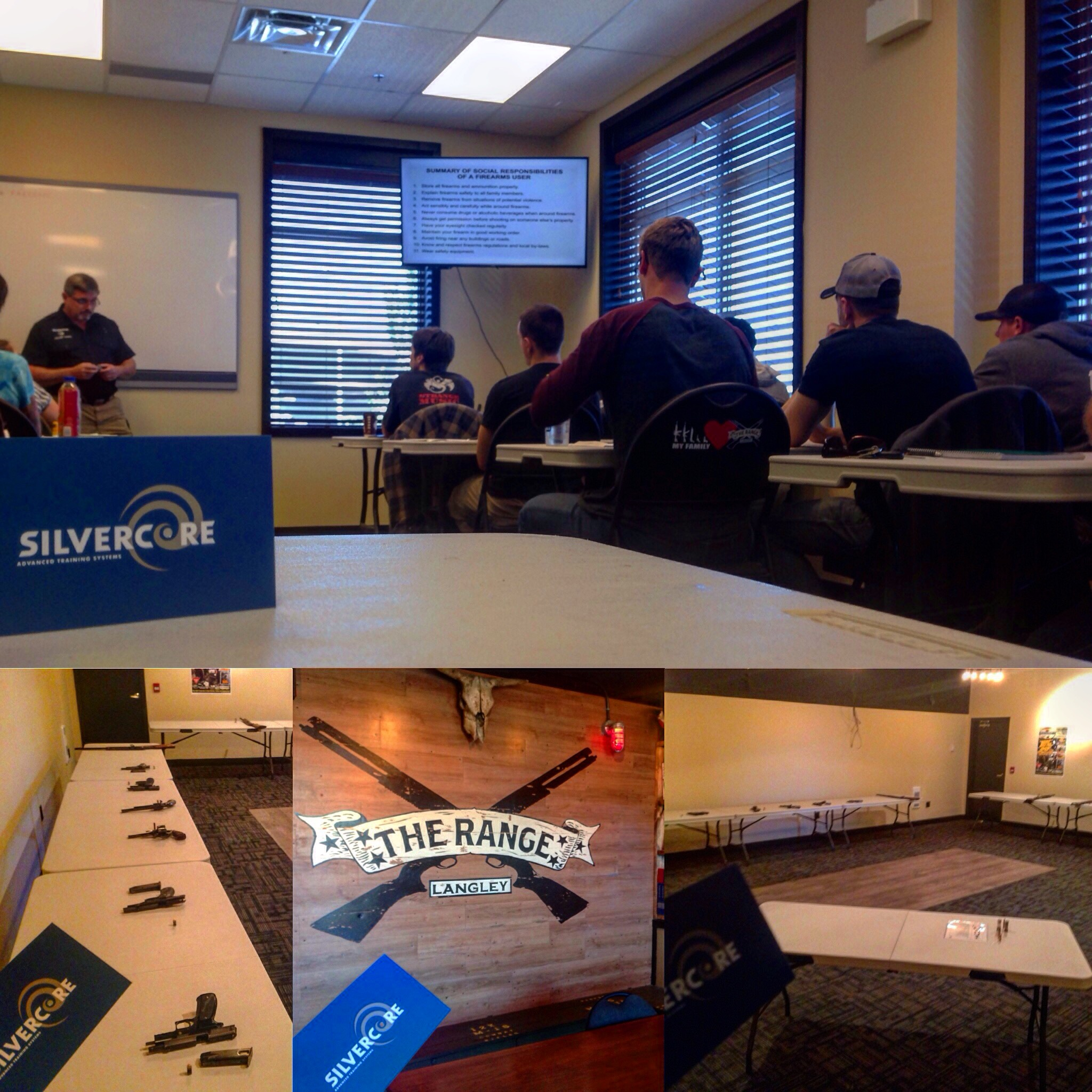 day 2 of the silvercore canadian firearms safety course. Black Bedroom Furniture Sets. Home Design Ideas